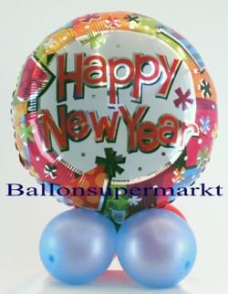 Bunter-Silvester-Happy-New-Year-Luftballon
