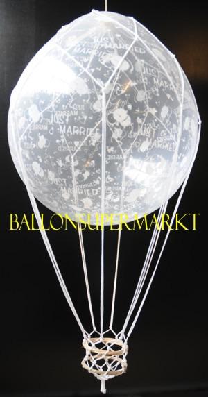 Fesselballon-Stuffer-Just-Married-frisch-verheiratet-2