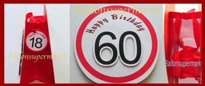 Geburtstag-Dekoration-Geschenktuete-Geburtstagszahl
