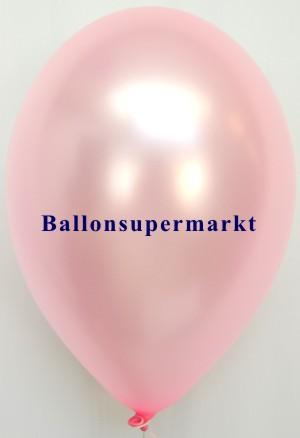 Luftballon-Pink-Metallic
