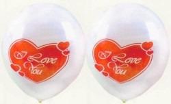Luftballons-Hochzeit-I-Love-You