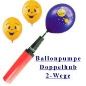 Ballonpumpe für Luftballons