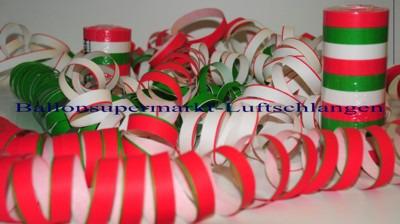 Luftschlangen-Rot-Weiss-Gruen