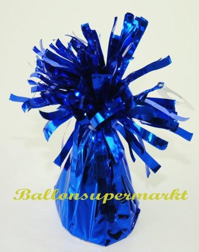 Ballongewicht-Folie-Blau