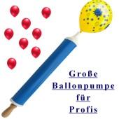 Ballonpumpe Luftballons