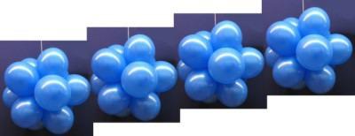 Luftballons: Ballondeko, Partydekoration