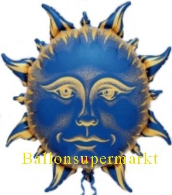 Luftballon Sonne