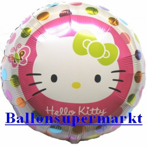 Luftballon Hello Kitty