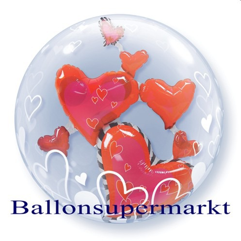 Liebe-Herzen-Herzluftballons-Bubble-Luftballon-1