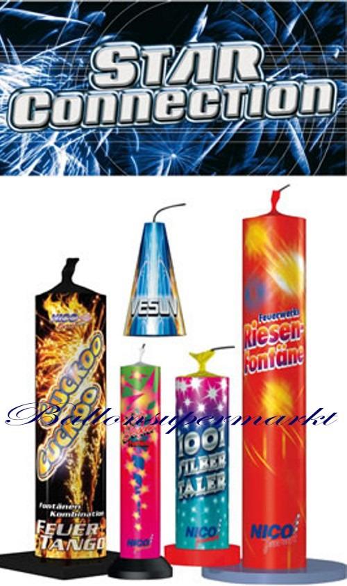 Star-Connection-Feuerwerk-Leucht-Sortiment