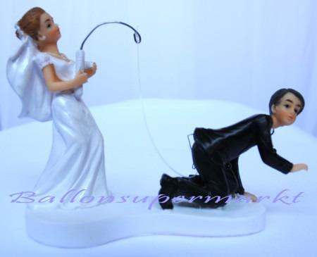 Hochzeitsdeko-Brautpaar-braeutigam-geangelt-Figur
