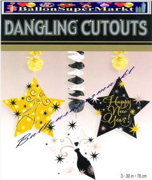 Silvester-Deko-Dangling-Cutouts