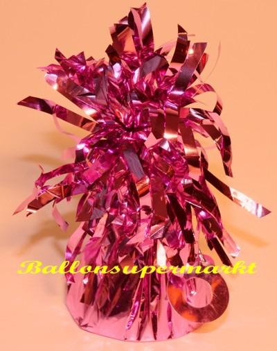 Ballongewicht-Folie-Rosa