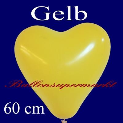 herzluftballon-farbe-gelb-60-cm