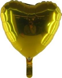 Goldene Hochzeit:Folienballons