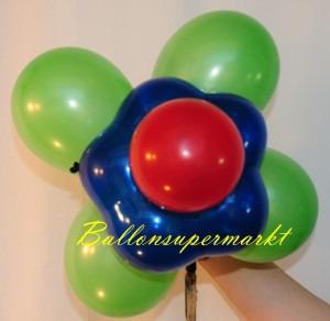 Ballondeko-Ballonblume-Luftballons