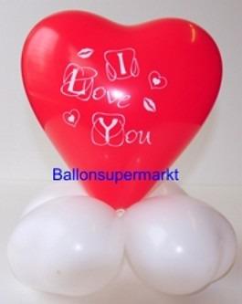 Liebe-Valentinstag-Dekoration-aus-Ballons-3-1