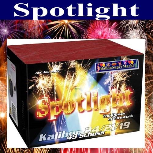 Multi-Effekt-Batterie-Feuerwerk-Spotlight-Feuerwerksbatterie