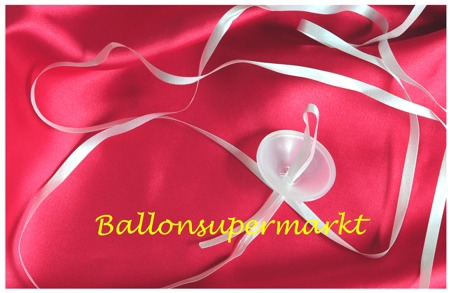 Luftballonband mit Fixverschluss