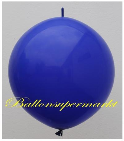riesen-kettenballon-blau