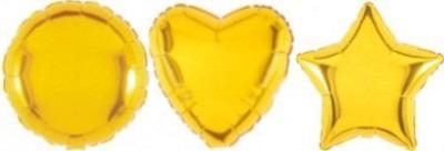 Folienballons zur Dekoration, Herzballons, Rundballons, Sternballons