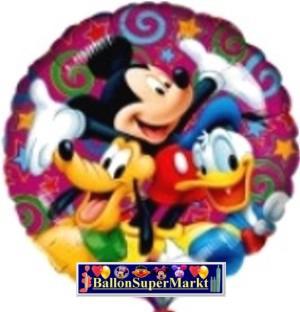 Folienballons Walt Disney