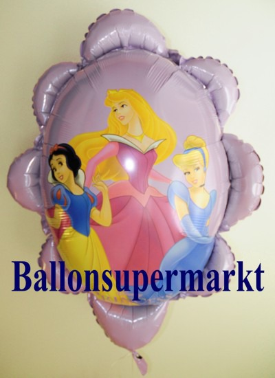 Prinzessinnen-Disney-Luftballon-aus-Folie