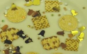 Konfetti-Goldene-Hochzeit-50-Jahre-zusammen