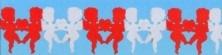 Girlanden-Hochzeit-Amorgirlanden