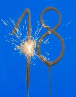 Zahlen-Wunderkerze-Geburtstag-Jubiläum