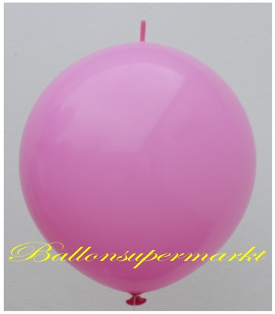 riesen-kettenballon-pink