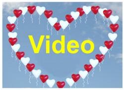 Video: Ballonsupermarkt Hochzeit Luftballons