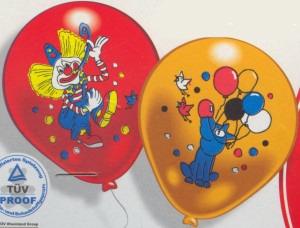 Luftballons Party Kindergeburtstag