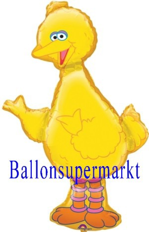 Bibo Luftballon aus der Sesamstraße