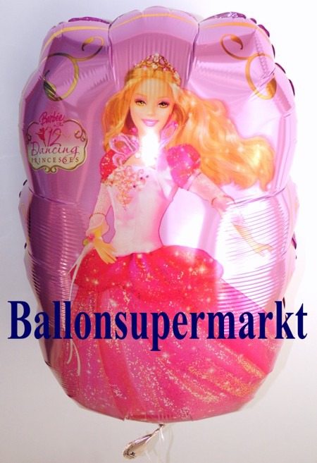 Barbie-Dancing-Luftballon-aus-Folie