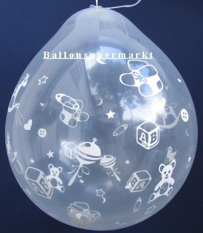Geschenkballon Kindergeburtstag, Verpackungsballon, Stuffer-Ballon für Hochzeitsgeschenke