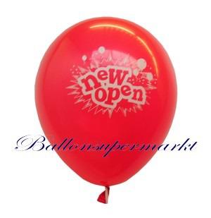 Luftballon-zur-Eröffnung-Rot