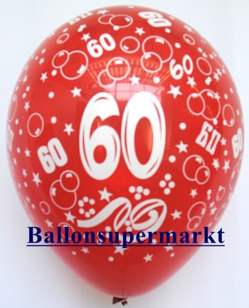 Zahlenluftballons-Geburtstag-60-Kristallfarben