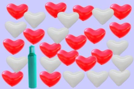 Herzballons