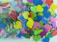 Streuartikel Hochzeit Herzkonfetti