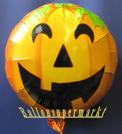 Folienballons Kürbis, Halloween