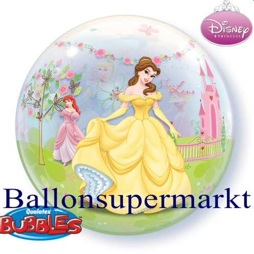 Princess-Bubble-Luftballon-Prinzessinen-Disney