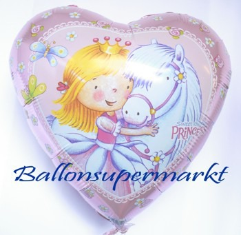 Luftballon-Folienballon-Sweet-Little-Princess