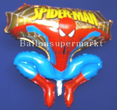 Spiderman Luftballon