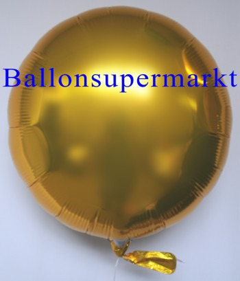 Folienballon-gold-Luftballon-aus-Folie-45-cm