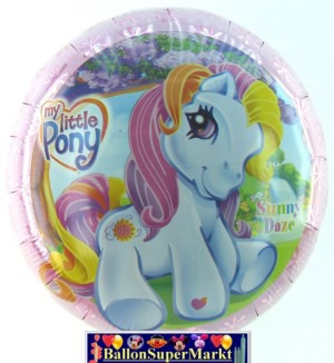 Folienballon My Little Pony Star 1
