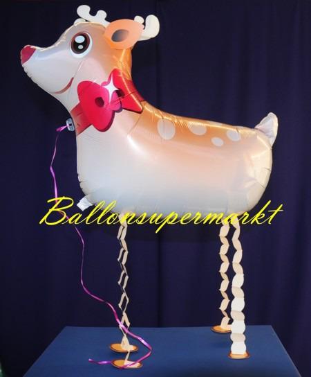 Airwalker-Ballon-laufendes-Rentier