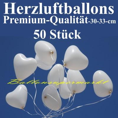 Herzluftballons-Premium-Weiss-50-Stück