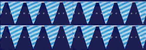 Oktoberfest-Wimpelketten-Wimpelgirlanden