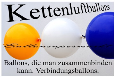 kettenluftballons